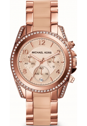 MICHAEL KORS Blair Rose Watch 39mm