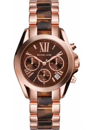 MICHAEL KORS Bradshaw Chronograph Watch 36MM
