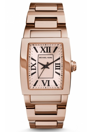 MICHAEL KORS Denali Rose Watch 38x32 mm