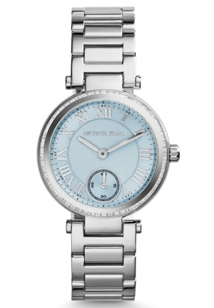 MICHAEL KORS Women's Skylar Small Crystal 33mm