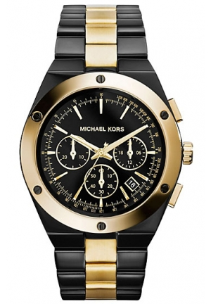 MICHAEL KORS Reagan Two-Tone Watch
