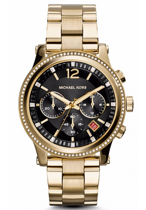MICHAEL KORS Heidi Gold-Tone Watch 40 MM