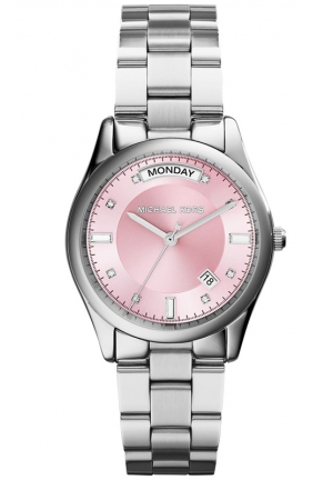 MICHAEL KORS Women's Colette Stainless Steel Bracelet Watch 34mm