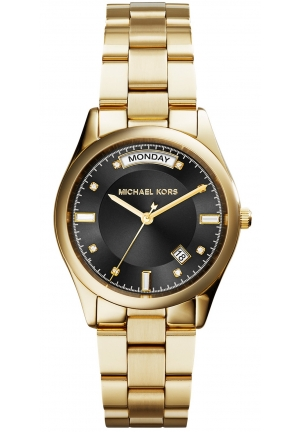 Colette Gold Tone Watch 34mm MK6070