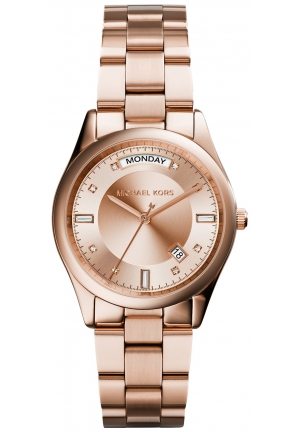 Colette Rose Gold Tone Watch 34mm