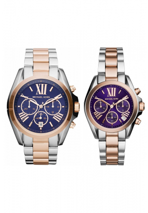 Michael Kors Couple Bradshaw Two Tone