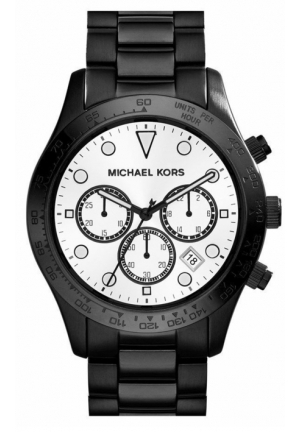 Layton Chronograph Black Ion-plated Mens Watch 43.5 mm