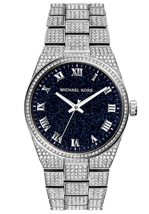 Channing Moonstone And Silver-Tone Stainless Steel Watch 38mm