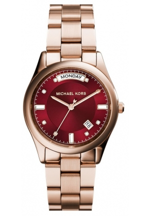 Colette Rose Gold-Tone Stainless Steel Watch 34mm