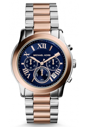 Cooper Two-Tone Watch 39mm