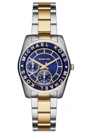 MICHAEL KORS Ryland Multifunction Stainless Steel Watch 33mm