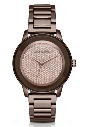 MICHAEL KORS  Kinley Pavé Sable Watch