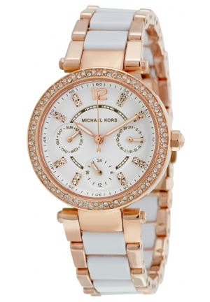 MICHAEL KORS Mini Parker Chronograph Ladies Watch