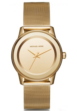 MICHAEL KORS  Kinley Gold-Tone Watch 38mm