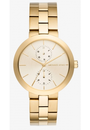 MICHAEL KORS  Garner Gold-Tone Watch