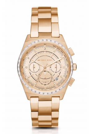 MICHAEL KORS VAIL GOLD MK6421 , 39MM