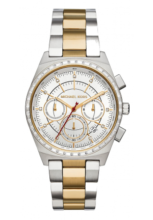VAIL TWO-TONE WATCH 38MM