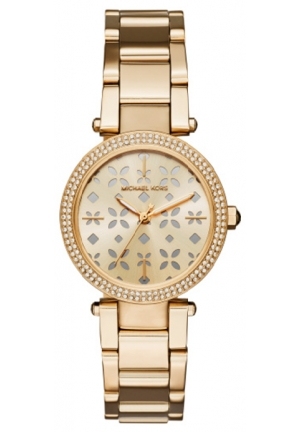 PARKER GOLD-TONE WATCH , 33MM