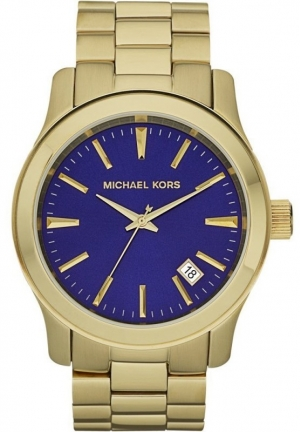 MICHAEL KORS MEN'S RUNWAY WATCH 45mm