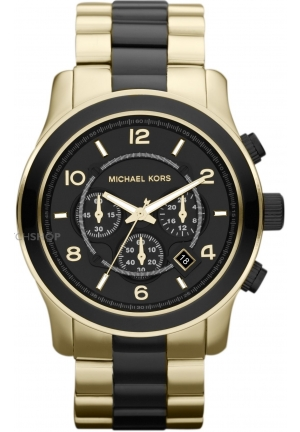 Mens-michael-kors-runway-chronograph-watch 44mm