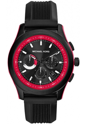 MICHAEL KORS Outrigger Black Watch 43mm