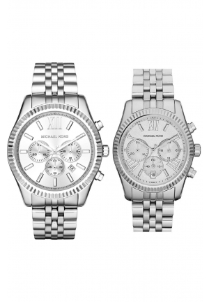 Michael Kors Lexington Couple Silver