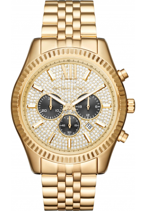Michael Kors Lexington Chronograph Men's Watch