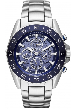 MICHAEL KORS MEN'S JETMASTER AUTOMATIC WATCH