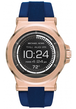 Michael Kors Access Dylan Silicone Smartwatch Strap