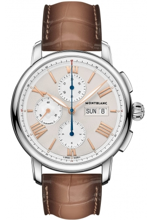 Montblanc Star Legacy Chronograph Automatic Men's Watch 126080