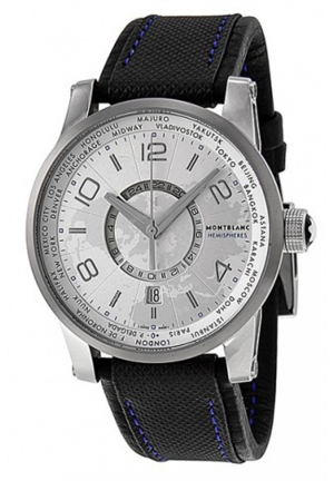 MONTBLANC Timewalker World-Time Hemispheres Automatic 42mm