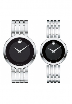 Movado Couple ESPERANZA Watch 0607057, 0607051