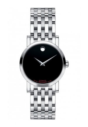 MOVADO Red Label Women's Stainless Steel Automatic 26mm