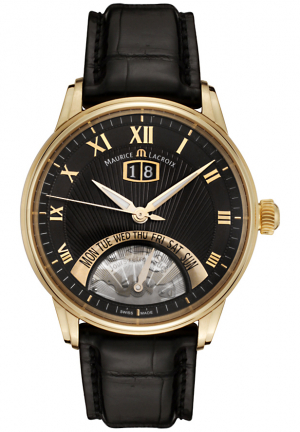 Maurice Lacroix Masterpiece Jours Retrogrades Men's Watch MP6358-PG101-71E