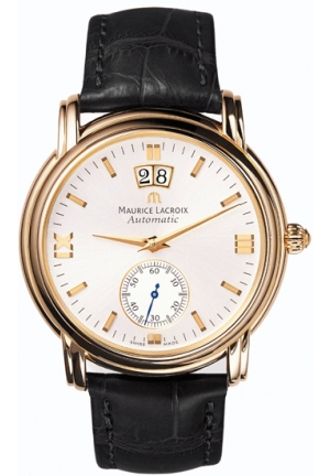 Maurice Lacroix Masterpiece Grand Guichet Mens Watch