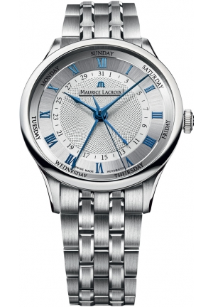 MAURICE LACROIX MasterPiece Men's Moonphase Automatic Watch 40mm
