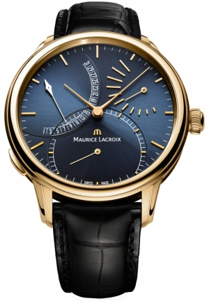 MAURICE LACROIX Maurice Lacroix Masterpiece Calendrier Retrograde 46mm