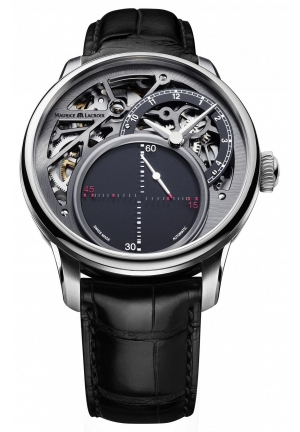 MAURICE LACROIX Masterpiece Seconde Mysterieuse Men's Limited Edition Watch 43mm