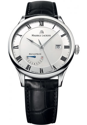MAURICE LACROIX Masterpiece Reserve de Marche Mens Watch 40mm
