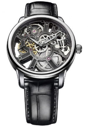 Masterpiece Squelette Skeleton Dial Men's Watch
