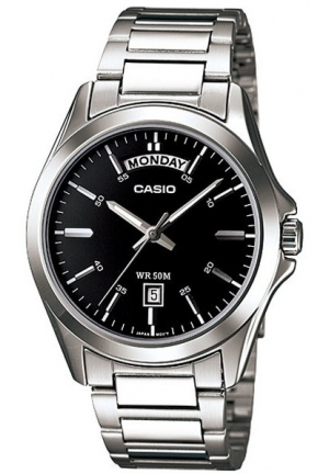 CASIO STANDARD MEN STANILESS STEEL 40MM