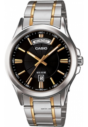 CASIO STANDARD  MEN WATCH 39MM