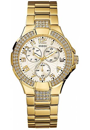Multifunction Gold-Tone Bracelet Watch 41mm