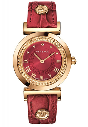 New Versace Women's Vanity Wristwatch 35mm