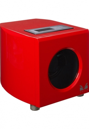 NOX WATCH SINGLE WATCH WINDER (RED)