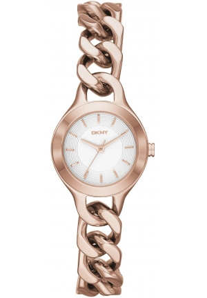 DKNY LADIES' CHAMBERS WATCH