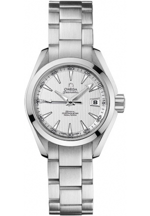 OMEGA Aqua Terra Ladies Automatic 231.10.30.20.02.001, 30mm