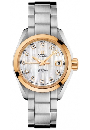 OMEGA Aqua Terra Ladies Automatic 231.20.30.20.55.004, 30mm