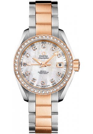 OMEGA Aqua Terra Ladies Automatic 231.25.30.20.55.001, 30mm