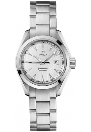 OMEGA Aqua Terra Ladies Quartz 231.10.30.61.02.001, 30mm